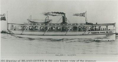 ISLAND QUEEN (1889, Propeller)