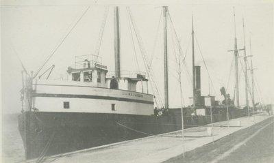 FAIRBANK, N.K. (1874, Bulk Freighter)