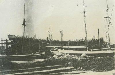 ITASCA (1873, Schooner)