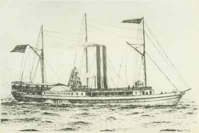 JEFFERSON, THOMAS (1834, Steamer)