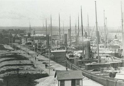 JOLIET (1890, Bulk Freighter)