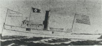 SATELLITE (1864, Tug (Towboat))