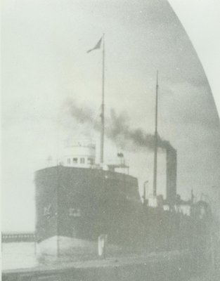 ST. PAUL (1897, Package Freighter)