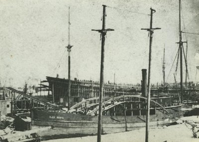 BAY CITY (1867, Steambarge)