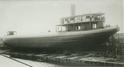 WETMORE, CHARLES W. (1891, Whaleback)