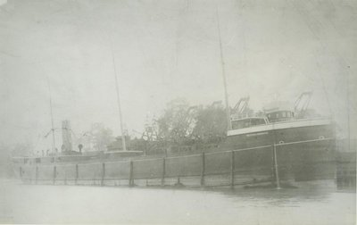 WESTERN RESERVE (1890, Bulk Freighter)