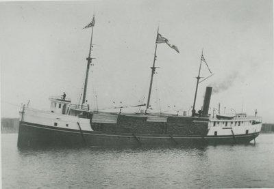 WILHELM, S.S. (1889, Propeller)
