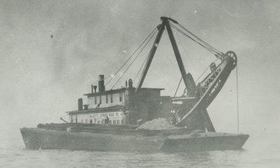 E.B. #4 (1905, Dredge)
