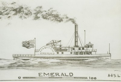 EMERALD (1862, Tug (Towboat))