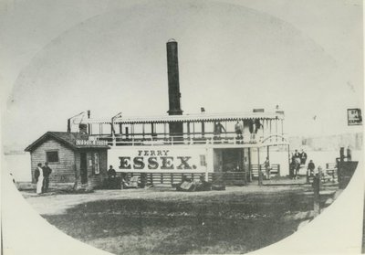 ESSEX (1860, Ferry)