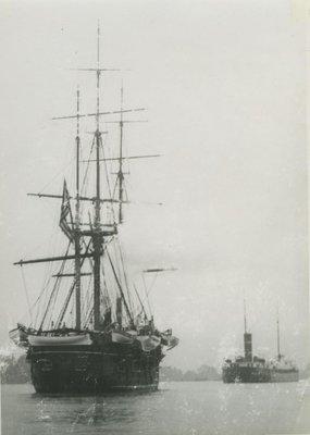 ESSEX, USS (1874, Naval Vessel)