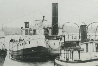 FANNIE H. (1890, Tug (Towboat))