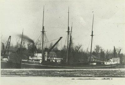 BARLUM, JOHN J. (1890, Schooner-barge)