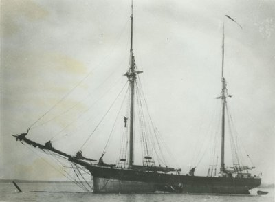 LOUTIT, WILLIE (1873, Schooner)