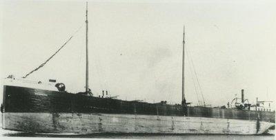 MAGNETIC (1882, Schooner-barge)
