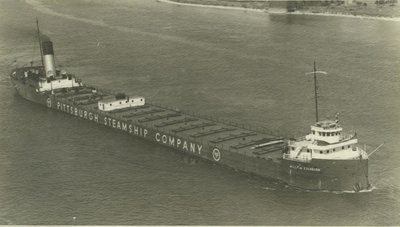 EDENBORN, WILLIAM (1900, Bulk Freighter)