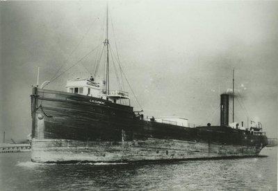 ELPHICKE, C.W. (1889, Bulk Freighter)