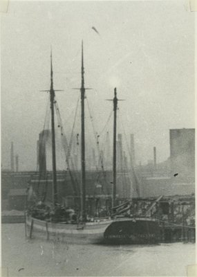 ELY, SAMUEL P. (1869, Schooner)