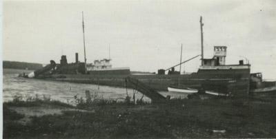 WOTAN (1893, Steambarge)