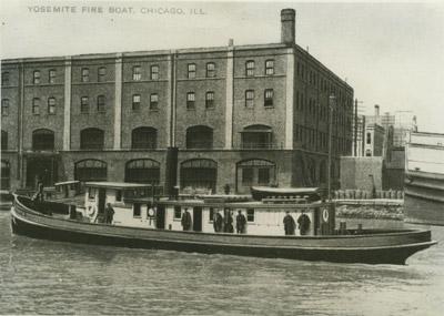 YOSEMITE (1890, Tug (Towboat))