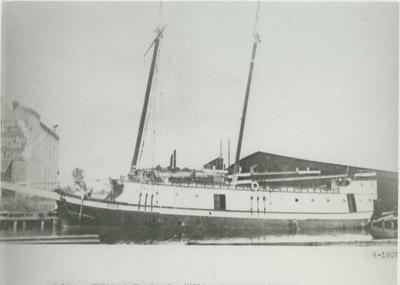EUGIE (1872, Schooner)