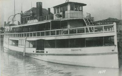 FAVORITE (1909, Propeller)