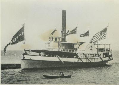 FERRIS, B.F. (1870, Steamer)
