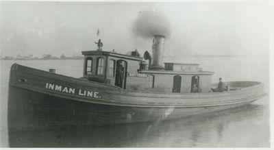 LORMER, GEORGE W. (1880, Tug (Towboat))
