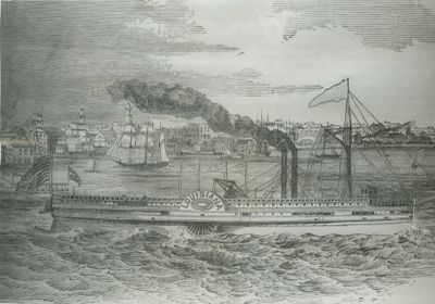 LOUISIANA (1846, Steamer)