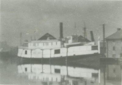 LOUISVILLE (1853, Propeller)