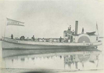 LUTTS, J.V. (1880, Steambarge)
