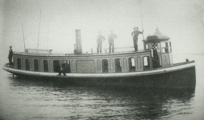 CORA K.D. (1881, Tug (Towboat))
