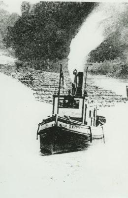 CROW, D.W. (1902, Tug (Towboat))