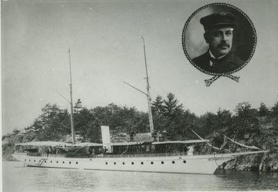 CYNTHIA (1895, Yacht)