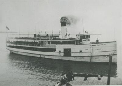 ISLANDER (1895, Propeller)