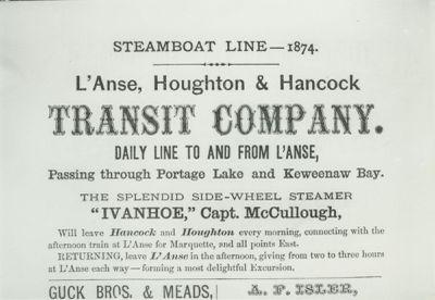 IVANHOE (1868, Steamer)