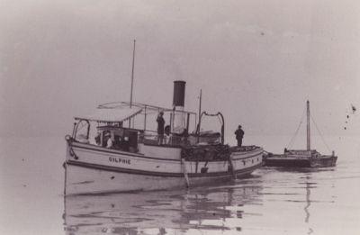 JOE (1881, Yacht)