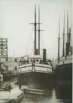 JOHNSON, HENRY J. (1888, Bulk Freighter)