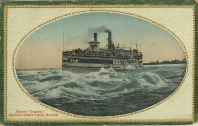 PEERLESS (1873, Steamer)