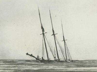 LOOKOUT (1855, Schooner)