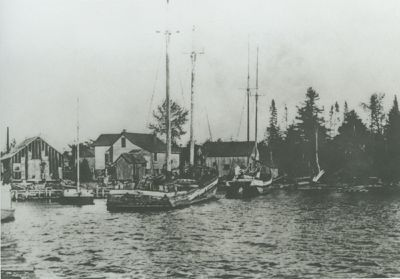 X-10-U-8 (1888, Schooner)