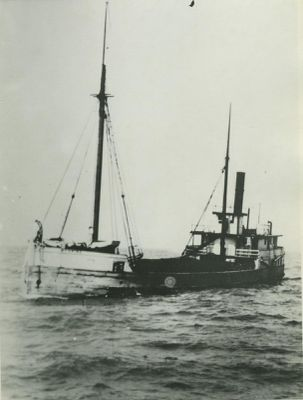 WYOMING (1870, Steambarge)
