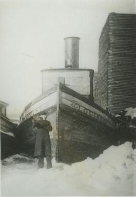 LOUISE (1868, Tug (Towboat))