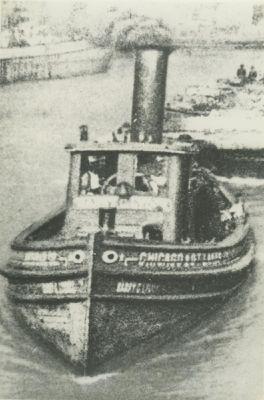 LYDON, HARRY C (1898, Tug (Towboat))