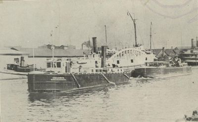 C.S.C. CO. BETA (1896, Steamer)