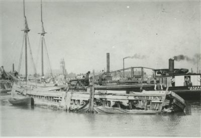 CUBA (1856, Schooner)