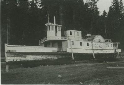 CYGNE (1875, Tug (Towboat))