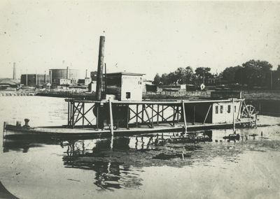 HOPKINS, W. B. (1889, Steamer)