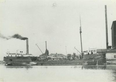 JACK (1895, Steambarge)