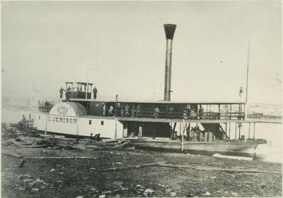 JENISON, L (1867, Steamer)